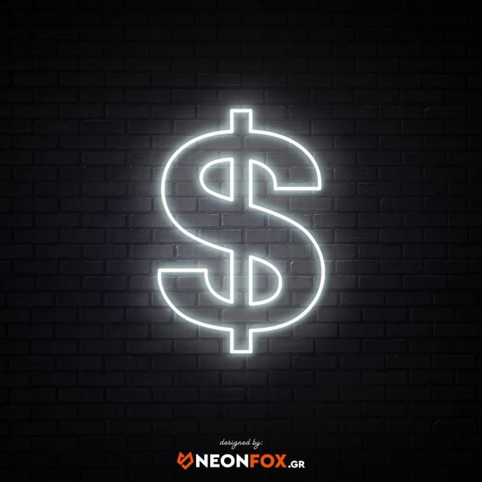 Dollar - NEON LED Sign