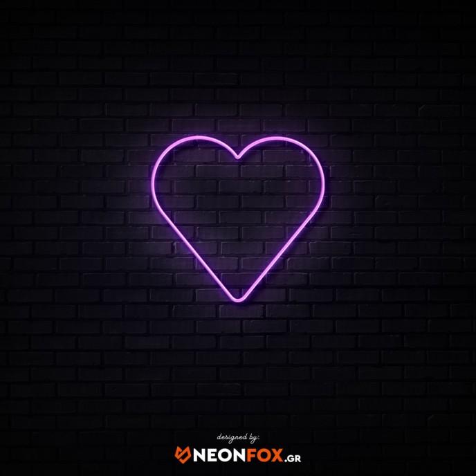 Heart - NEON LED Sign