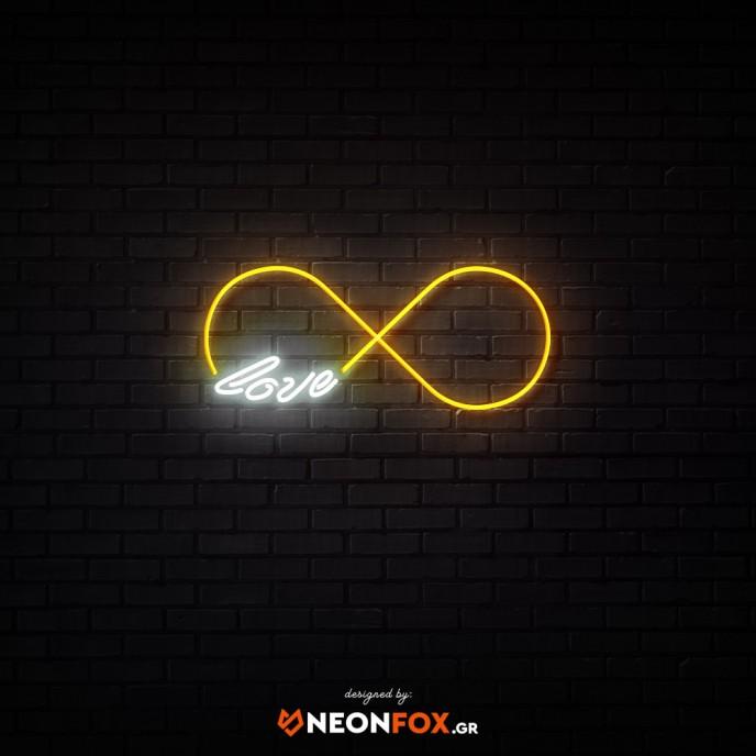 Infinite Love - NEON LED Sign