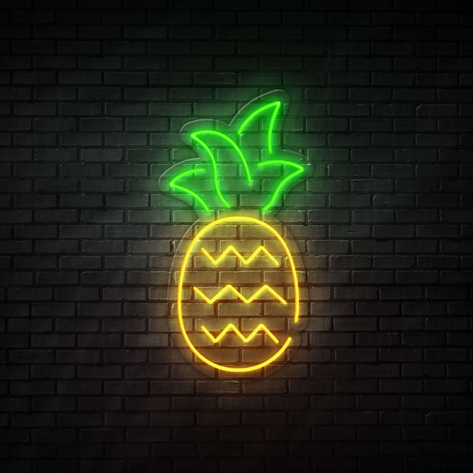 Pineapple - NEON LED Sign