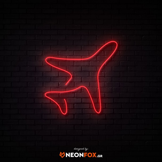 Airplane - NEON LED Sign