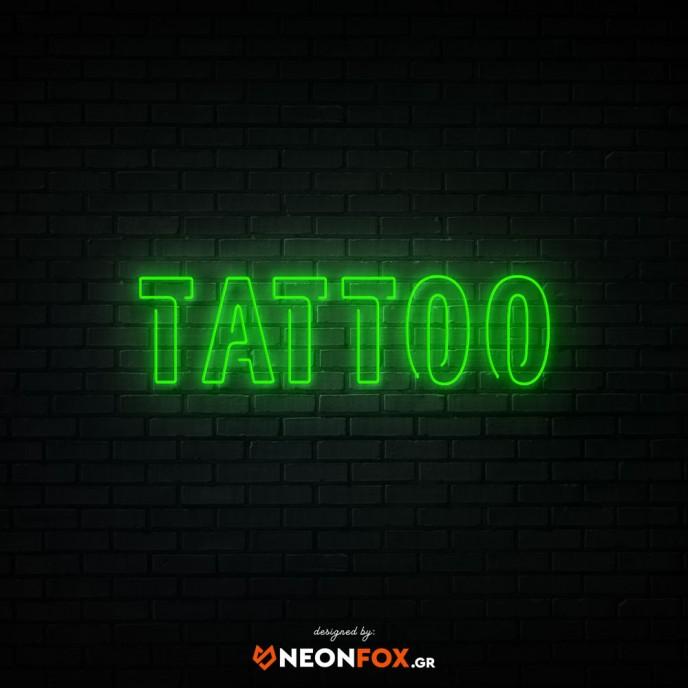 Tattoo - NEON LED Sign