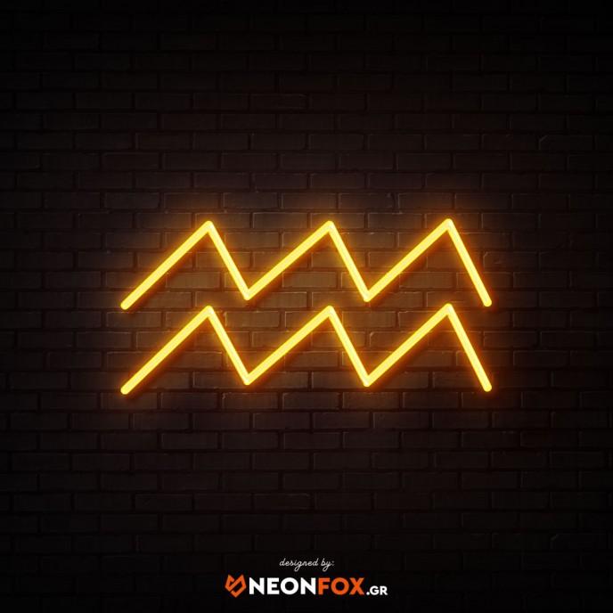 Aquarius - NEON LED Sign