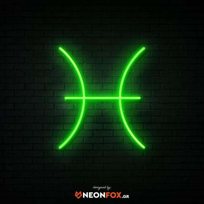 Pisces - NEON LED Sign