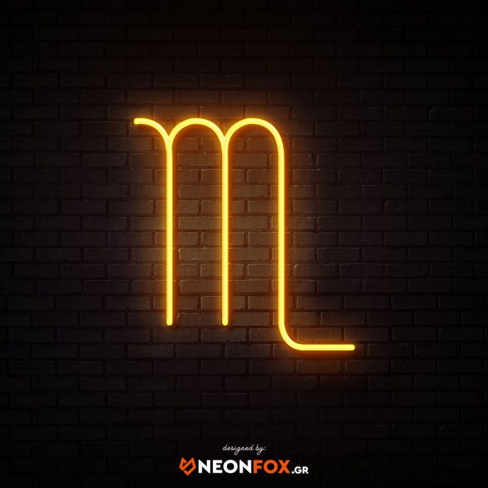 Scorpio - NEON LED Sign