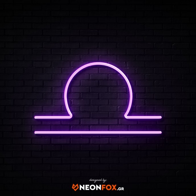 Libra - NEON LED Sign